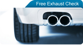 Free Exhaust Check